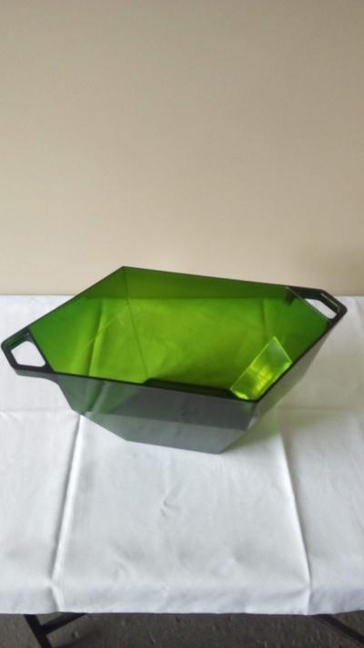 Cooler acrílico verde - Foto 1