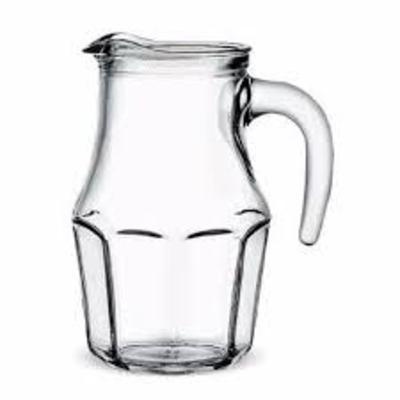 Jarra vidro grosso - Foto 1