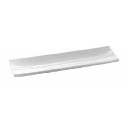 Petisqueira branca melamina 40cm - Foto 1