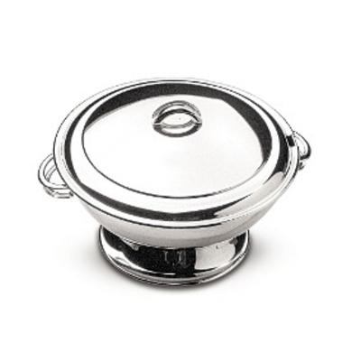 Sopeira aço inox c/ tampa - Foto 1