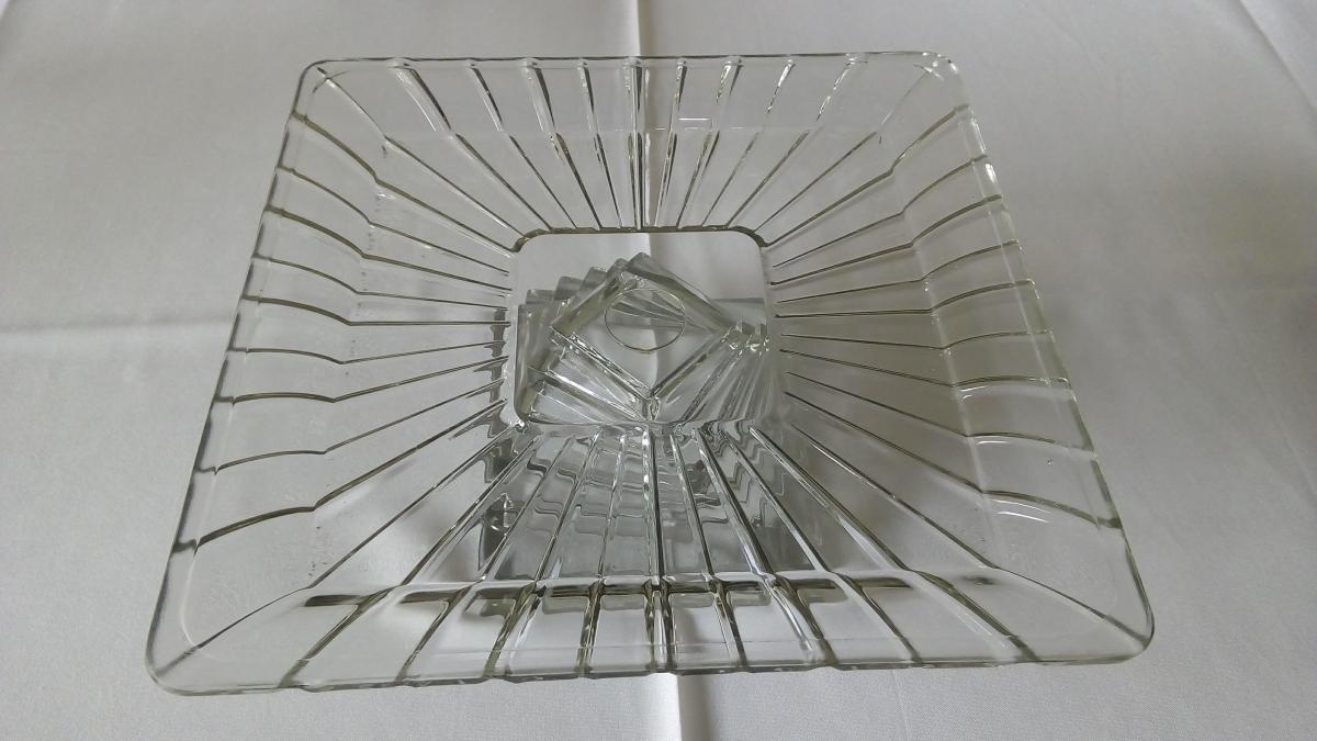 Suporte de vidro quadrado - Foto 2
