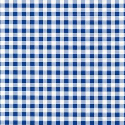 Xale xadrez azul 1,5x1,5 - Foto 1