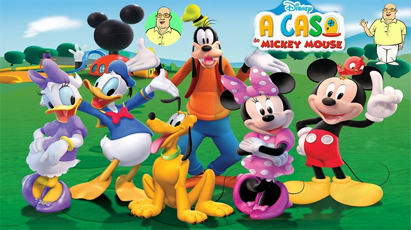 A Casa do Mickey Mouse - Músicas