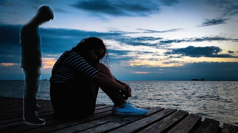 A diferença entre depressão e tristeza.