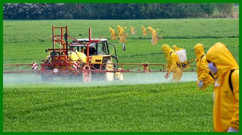 A dupla moral europeia na questão dos agrotóxicos