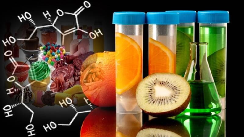 A falta de considerações sobre o efeito cumulativo de produtos químicos alimentares ...