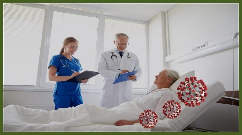 A maioria dos pacientes com COVID-19 hospitalizados ainda apresentam sintomas após 6 meses