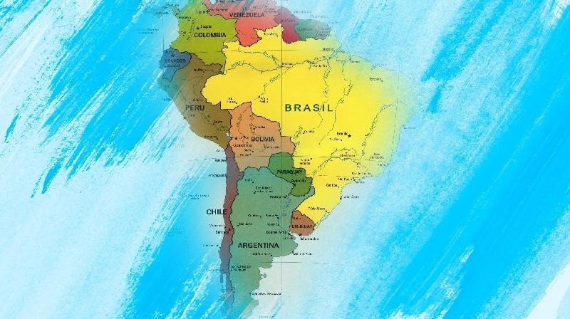 A mudança da pobreza na América do Sul