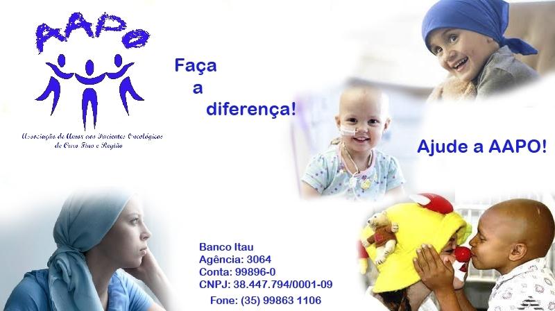 AAPO - Associação de Amor aos Pacientes Oncológicos de Ouro Fino e Região