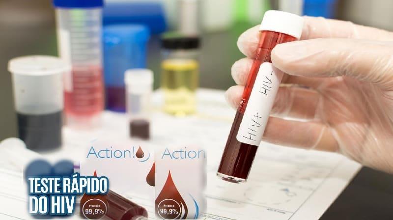 Acabar com a transmissão do HIV: Qual é o impacto de realizar autos testes gratuitos?