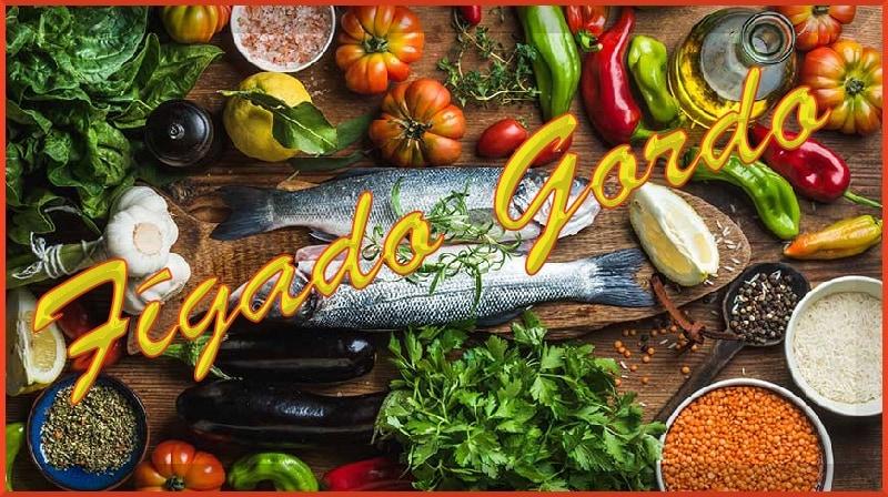 Alimentos para um fígado gordo