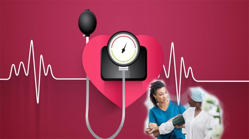 Ambos os números de pressão arterial podem prever doenças cardíacas