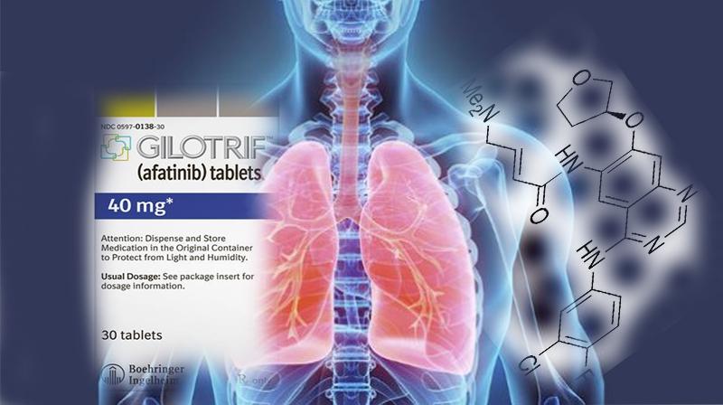 Anvisa aprova nova indicação do medicamento Giotrif® - Câncer de Pulmão de Não Pequenas Células
