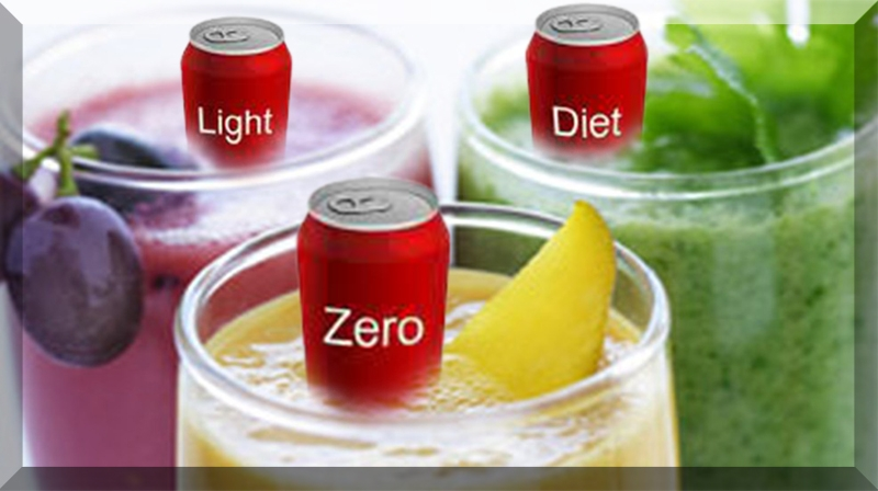 As bebidas dietéticas podem 'induzir o cérebro a sentir fome'