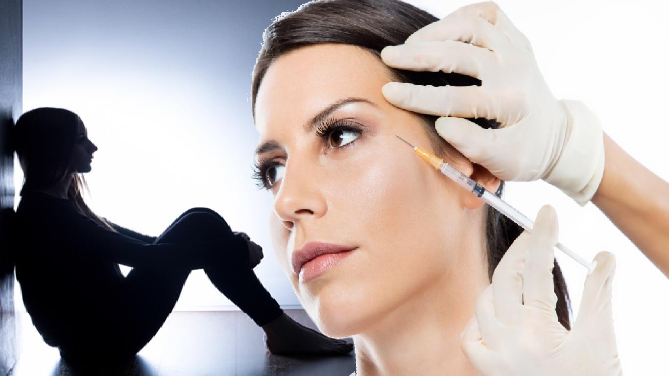 As injeções de botox podem diminuir a depressão