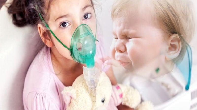Asma infantil e alergias alimentares associadas a adolescentes IBS