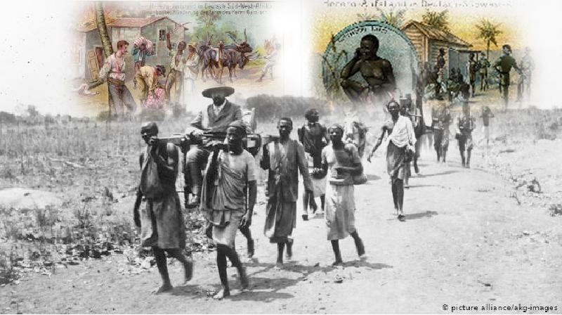 Aumentam apelos para que Alemanha reconheça passado colonial