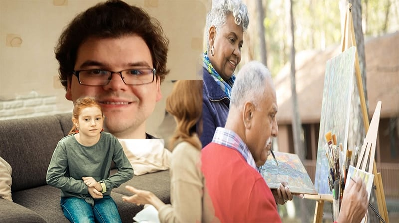 Autismo: Através de meus olhos - Níveis de Autismo: tudo que você precisa saber.