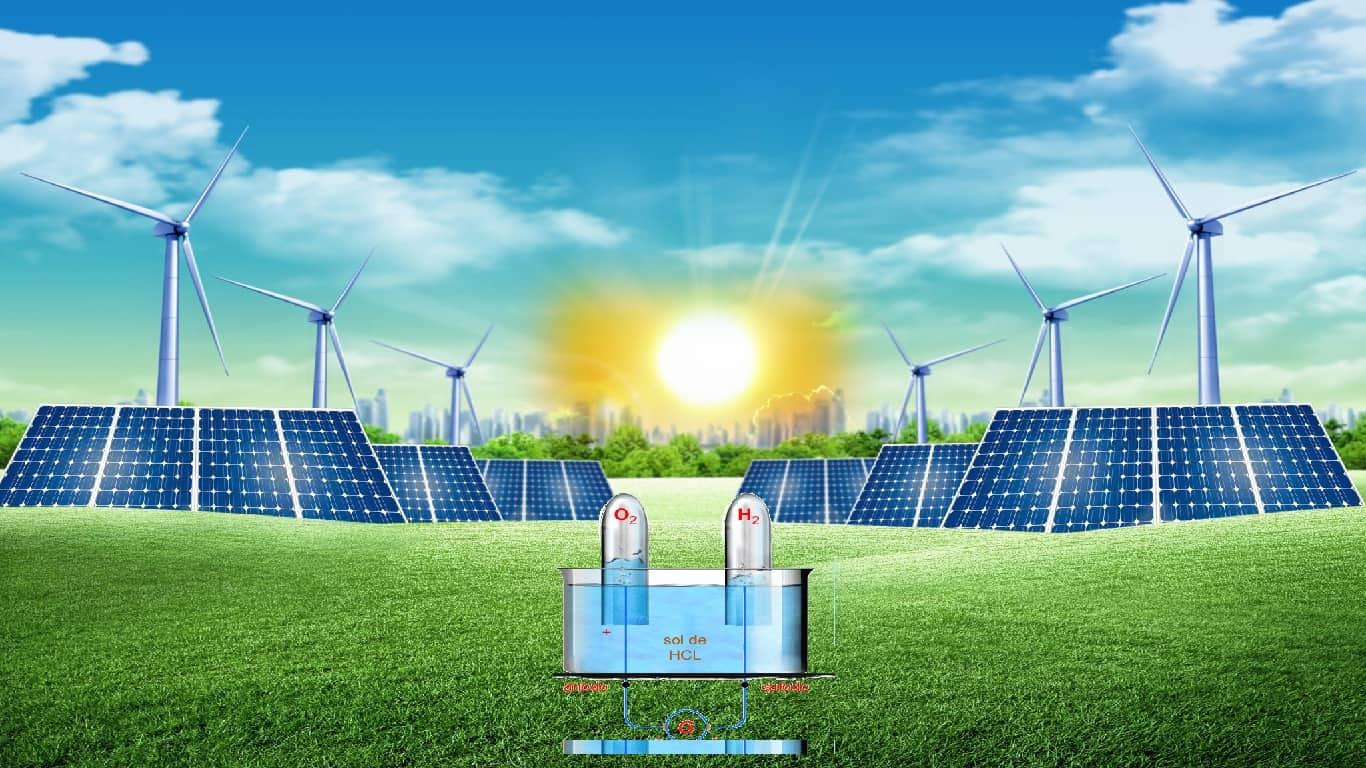 Avanço na separação de água promete promessa de energia renovável acessível