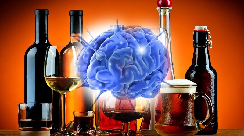 Beber bloqueia uma substância química que chama a atenção