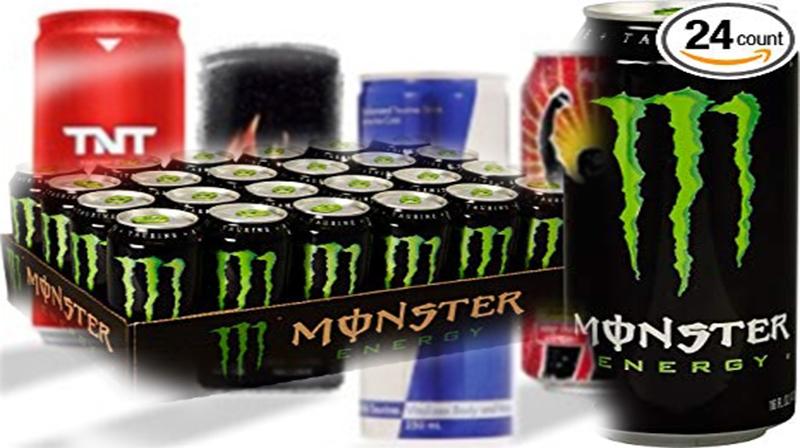 Bebida enérgica: redução de 50% na capacidade das artérias de se dilatarem.