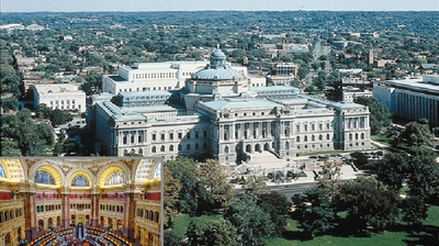 Biblioteca do Congresso USA