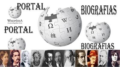 Biografias - Portal Biografias - Wikipédia