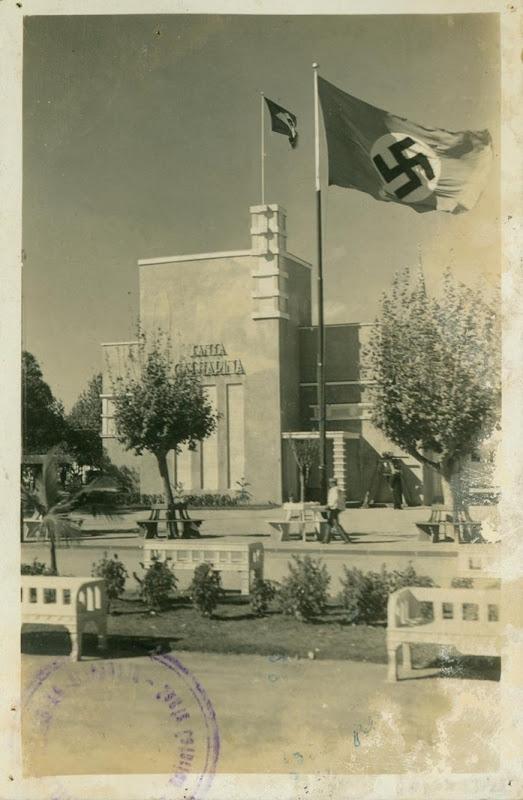 Bandeira Nazista Sede Governo Santa Catarina