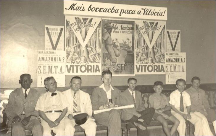 Soldados da Borracha- Segunda Guerra Mundial