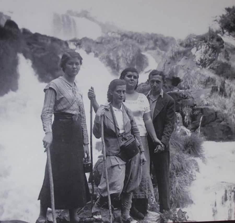 Fundo Salta das Sete Quedas Início século XX