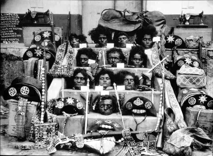 Lampião e seus homens 1938