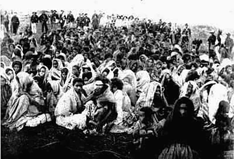 Sobreviventes guerra dos Canudos 1897