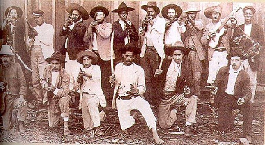 Velho Oeste Brasileiro, sul do país 1912