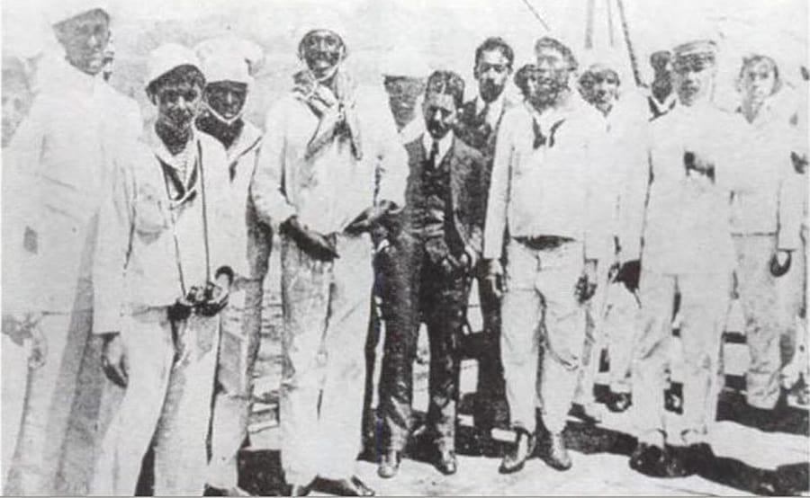 Revolta da Chibata 1910