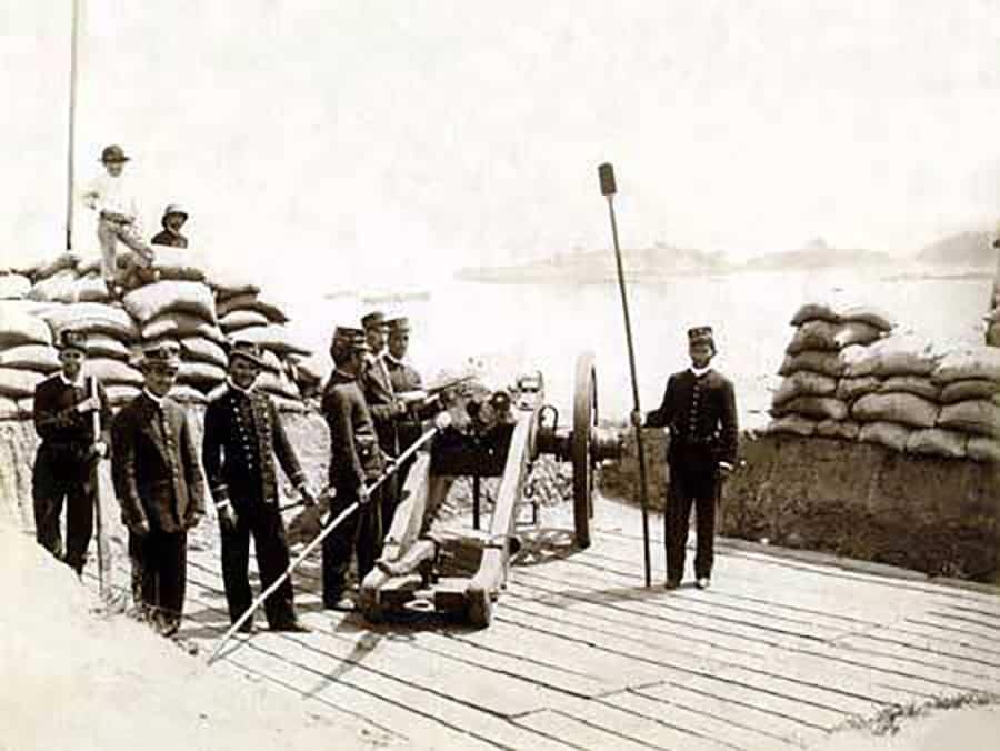 Revolta da Armada 1894 contra Floriano Peixot
