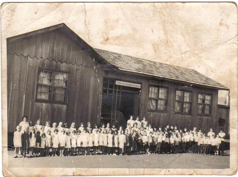 Escola Pará 1959