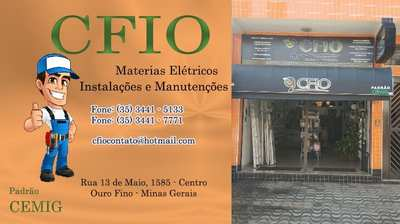 CFIO - Materiais Elétricos -