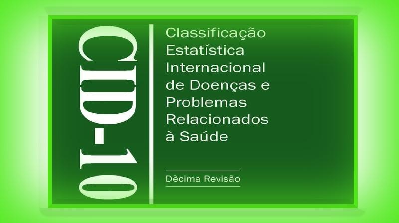 CID - Classificação Internacional de Doenças
