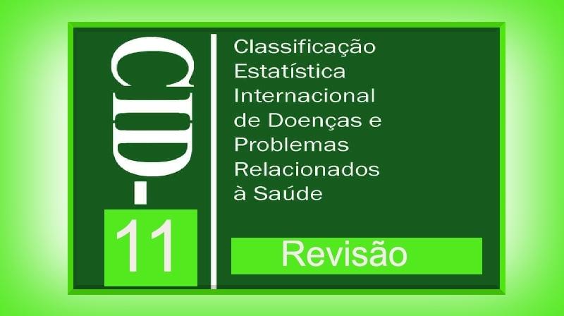 CID - Revisão do CID - CID 11