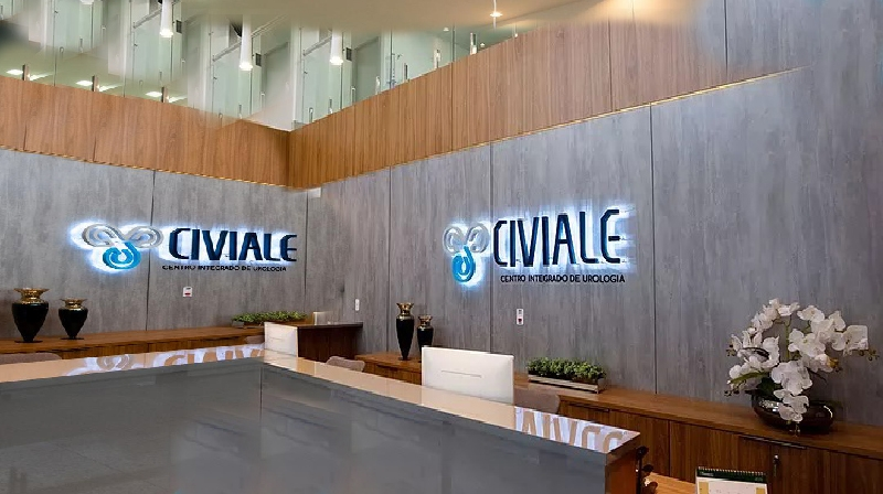 CIVIALE - Centro Integrado de Urologia
