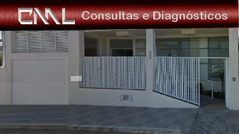 CML - Consultas e Diagnósticos