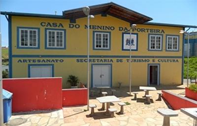 Casa do Menino da Porteira - Ouro Fino - MG