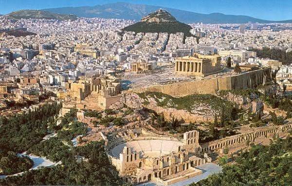 Atenas - 5000 a.c. ou 7.000 a.c.