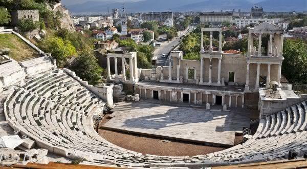 Plovdiv- Bulgária - 4.000 a.c.
