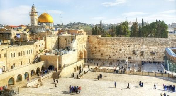 Jerusalém - 2800 a.c.