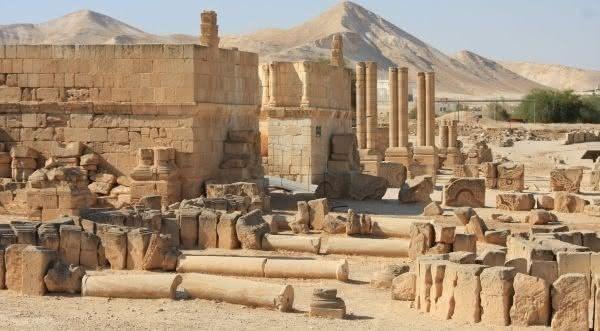 Jericó - Palestina - 11.000 a.c.