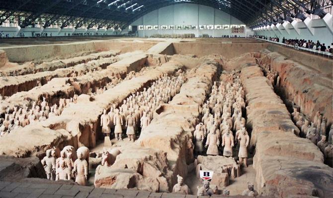 Xian - China - 3.100 a.c.