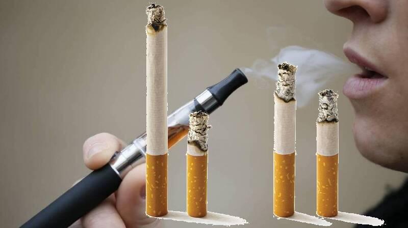 Cigarros eletrônicos podem reduzir a prevalência do tabagismo?
