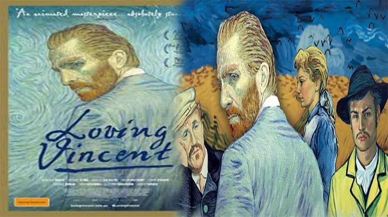 Com Amor Van Gogh