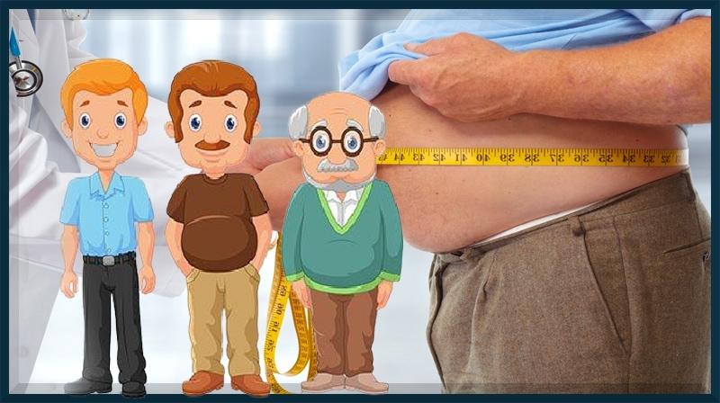 Como o ganho de peso ao longo do tempo pode predizer mortalidade